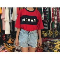 áo cộc high way