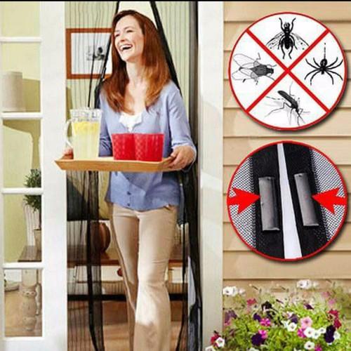Rèm cửa chống muỗi nam châm Magic Mesh