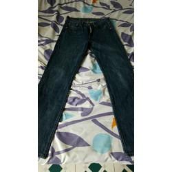 quần jeans nam hiệu hàng second hand 501