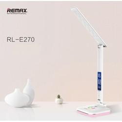 Đèn bàn chống cận kiêm đồng hồ để bàn Remax RT-E185 chính hãng