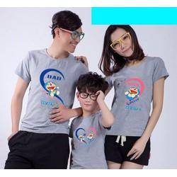 áo thun gia đình 99k 1 chiếc dqh05