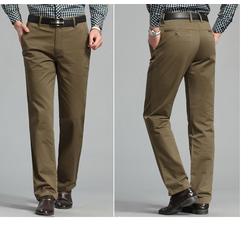 Quần kaki trung niên nam-Tặng quần lót nam
