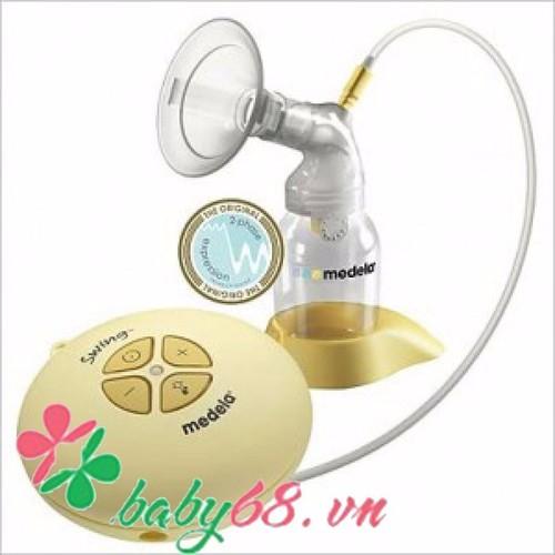 Máy hút sữa Medela Swing bằng điện - 4323129 , 5903653 , 15_5903653 , 4190000 , May-hut-sua-Medela-Swing-bang-dien-15_5903653 , sendo.vn , Máy hút sữa Medela Swing bằng điện