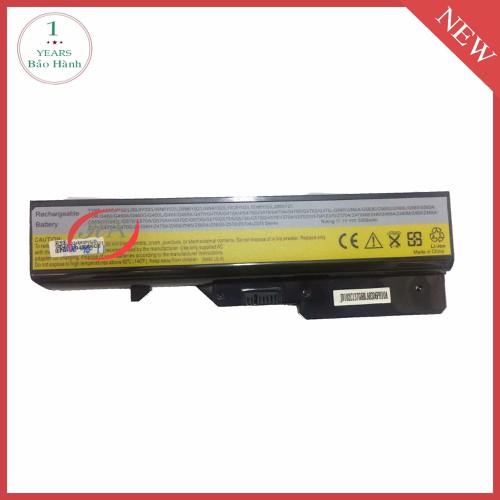 Pin Lenovo  IdeaPad B470A