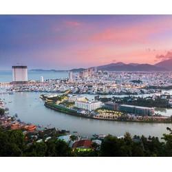 Combo free  easy Nha Trang 4N3Đ  Gồm vé máy bay từ Hà Nội và khách sạn hướng biển 3 sao