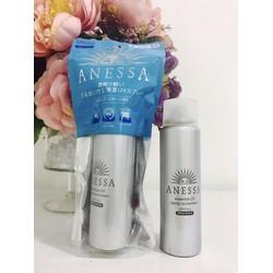 Kem chống nắng Anessa Sheseido UV Spray Sunscreen SPF50