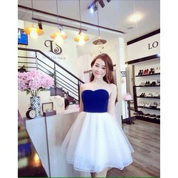 Đầm công chúa cúp ngực- 1094322