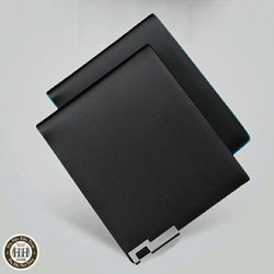 Ví da Nam - Bóp da Nam thời trang màu đen