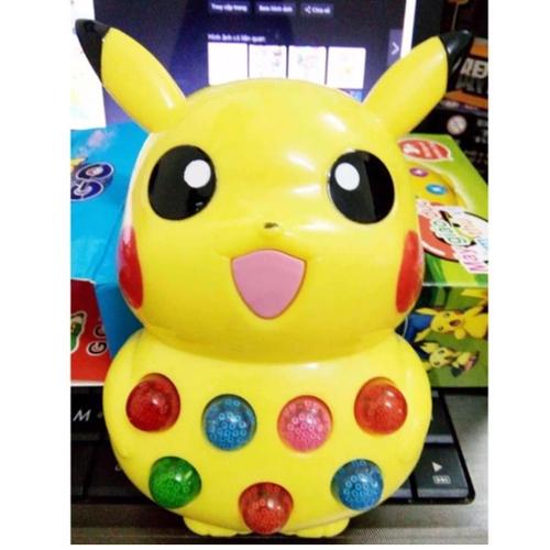 Đồ chơi thông minh cho bé Pikachu phát nhạc kể chuyện Pokemon Go - 4324926 , 5914199 , 15_5914199 , 129000 , Do-choi-thong-minh-cho-be-Pikachu-phat-nhac-ke-chuyen-Pokemon-Go-15_5914199 , sendo.vn , Đồ chơi thông minh cho bé Pikachu phát nhạc kể chuyện Pokemon Go