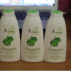 Sữa tắm Yves Rocher Hamamelis