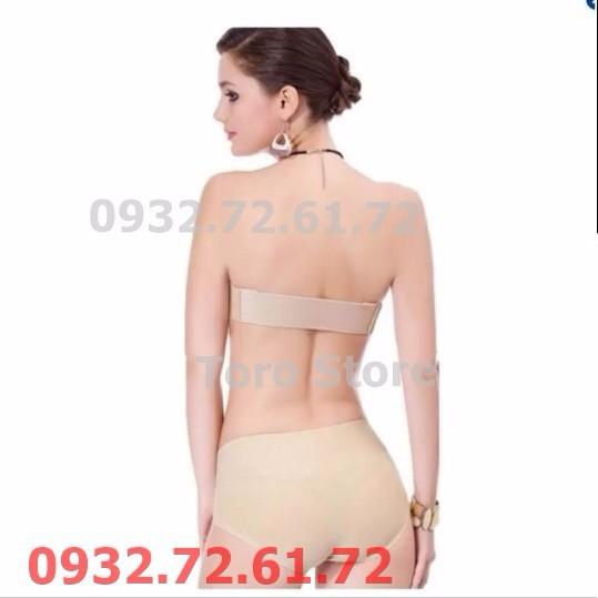 Áo ngực su không dây loại đẹp - sản phẩm đắc lực của váy đầm hở lưng 3