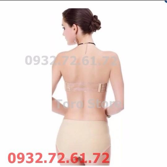 Áo ngực su không dây loại đẹp - sản phẩm đắc lực của váy đầm hở lưng 4