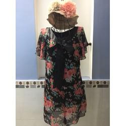 Si tuyển: Đầm voan hoa
