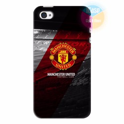 Ốp lưng iPhone 4s in hình CLB Manchester United