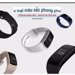 Vòng đeo tay thông minh đo huyết áp, nhịp tim
