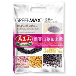Bột ngũ cốc dinh dưỡng từ khoai lang tím và đậu đen GreenMax - AK11