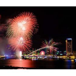 Combo free  easy Đà Nẵng 4N3Đ  gồm vé máy bay khởi hành Hà Nội  khách sạn 4  tặng kèm vé chung kết pháo hoa