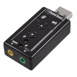 USB Ra Sound 7.1 - 5 Nút