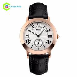 Đồng hồ Nữ Skmei 1083 tia giây dưới DHA453-D1488 - Đen