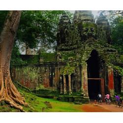 Tour Campuchia  Siem Reap  Angkor 4N3Đ