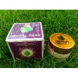 Kem dưỡng trắng da tinh chất hồng sâm Herbal care