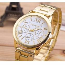 Đồng hồ thời trang nam dây hợp kim cao cấp