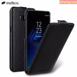 Bao da Galaxy S8 Melkco Jacka Premium da thật Hanmade Germany