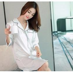 Đầm ngủ mặc nhà thời trang nữ - NG0954