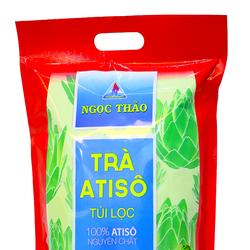 Trà Atiso Ngọc Thảo 100 túi lọc loại đặc biệt