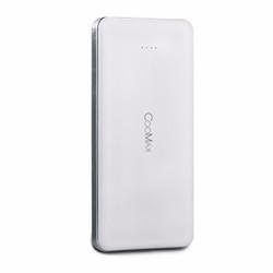 Pin sạc dự phòng CooMax C6 13000 mAh - Dual USB, hỗ trợ sạc nhanh 2.1A