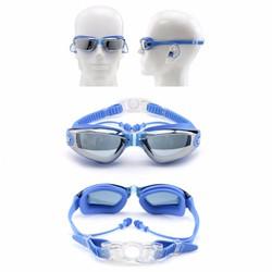 Kính bơi tráng gương, chống UV, chống sương mờ