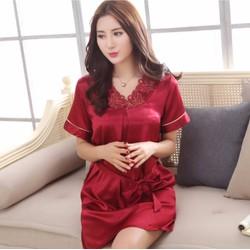 Đầm ngủ mặc nhà thời trang nữ - NG0505