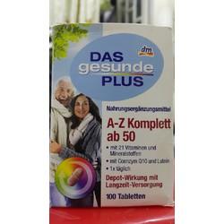 Vitamin tổng hợp cho người già