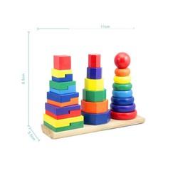 Tháp Cầu Vồng 3 Cọc