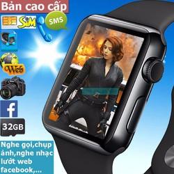Đồng hồ thông minh Nhật nghe gọi giải trí Fuji SN08 Pro Plus