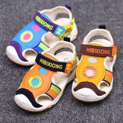 giày trẻ em sandand xanb 1-4 tuoi