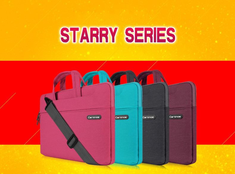 Túi laptop thời trang cao cấp Cartinoe Starry 13.3 inch 1