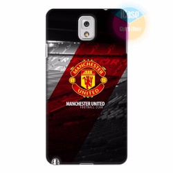 Ốp lưng Samsung Galaxy Note 3  in hình CLB Manchester United