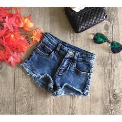 BB015_Short jean cực hot cho bé gái