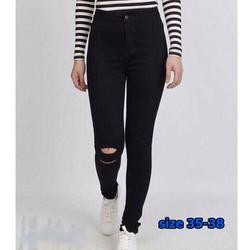 Quần jean nữ big size 35-38 co giãn tốt