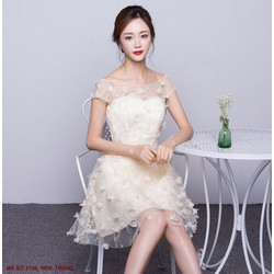 Đầm Ren Cao Cấp Giống Y Hình - 2136880