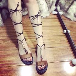 giày sandal chiến binh mẫu mới