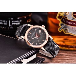 đồng hồ thời trang dây da bbry cao cấp