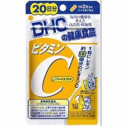 Viên uống DHC Vitamin C  40 viên
