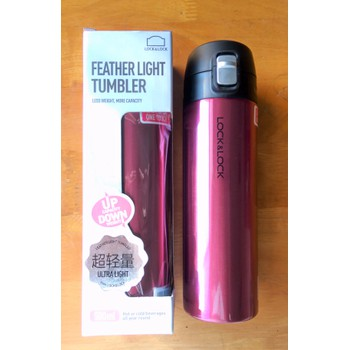 Bình giữ nhiệt Lock and Lock Feather Light 500ml