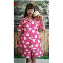 đồ bộ Pijama họa tiết
