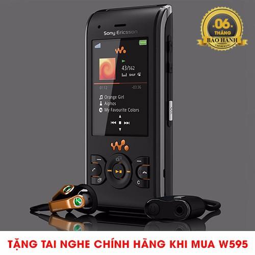Điện thoại Sony Ericsson W595i
