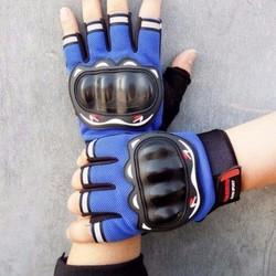 Bao tay Gù hở ngón chuyên Phượt Sports