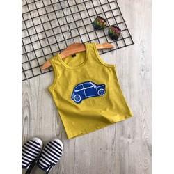 BB024V_Ba lỗ in hình xe hơi cho bé trai