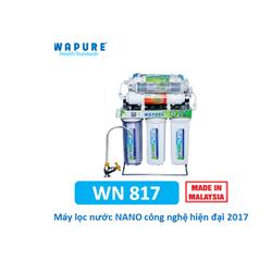 Máy lọc nước Nano Wapure WN 817 - 8 cấp lọc